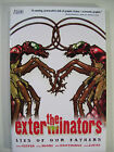 THE EXTERMINATORS GRAPHIC COMIC NOVEL LIES OF OUT FATHERS