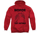 King Of The Hill Animated Cartoon TV  Honor Thy Father Adult Pull-Over Hoodie