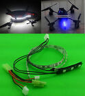 Купить Parrot Ar drone 2.0&1.0 Quad Copter Hull Self Adhesive Led Light 2in1 light Kit