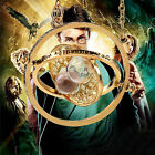 Harry Potter Time Turner Necklace Hermione Granger Rotating Spins Hourglass