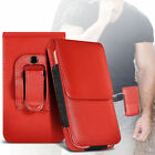 Vertical Belt Large Tab Pouch Case For Samsung Galaxy S3 Mini