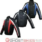 Oxford Spartan Short Motorcycle Jacket Waterproof CE Approved Armour