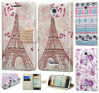 For Alcatel OneTouch Elevate Leather Premium Wallet Case Pouch Flip Phone Cover