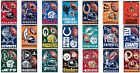 """NFL Assorted Teams Wincraft 11"""" X 17"""" 4 Multi-Use Peel-Off Decals NEW on eBay"""