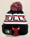 NEW ERA NBA BIGGEST FAN REDUX KNIT OTC -CHICAGO BULLS-