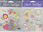 U CHOOSE  Jolee's SPRING FLING  EASTER BONNET 3D Stickers easter