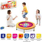 Kids Dancing Trampoline Mat Game with Sounds Music Bluetooth iPhone Android Wifi