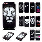 Premium Painted Soft TPU Silicone Rubber Gel Cases Covers Skins For Multi Phones