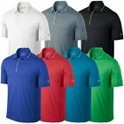 2015 Nike Tech Performance Tipped Jacquard Hommes Polo de golf