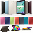 New Smart Stand Magnetic Leather Case Cover for Samsung Galaxy Tab S S2 / Tab A