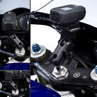 """Motorcycle Fork Stem Flat Plate Mount + 3"""" Extender for Drift Ghost S / HD Ghost"""