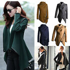 Winter New Ladies Casual Long Jackets Warm Womens Slim Collar Coat Outwear TOP H