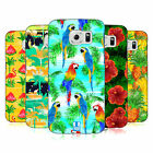HEAD CASE DESIGNS PARADISO TROPICALE COVER RETRO RIGIDA PER SAMSUNG TELEFONI 1