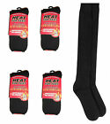 Mens Thermal Thick Heat Boot Warm Winter Long Hose Socks Brushed Extra Warmth