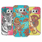 HEAD CASE DESIGNS FANCIFUL INTRICACIES HARD BACK CASE FOR SAMSUNG PHONES 1