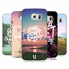 HEAD CASE DESIGNS THOUGHTS TO PONDER HARD BACK CASE FOR SAMSUNG PHONES 1