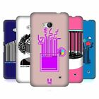HEAD CASE DESIGNS BARCODE PLAY HARD BACK CASE FOR NOKIA PHONES 1