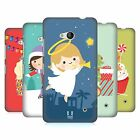 HEAD CASE DESIGNS JOLLY CHRISTMAS TOONS HARD BACK CASE FOR NOKIA PHONES 1