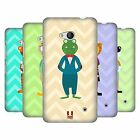 HEAD CASE DESIGNS TRENDY ANIMALS HARD BACK CASE FOR NOKIA PHONES 1