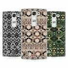 HEAD CASE DESIGNS AZTEC CAMOUFLAGE HARD BACK CASE FOR LG PHONES 2