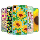 HEAD CASE DESIGNS SUNFLOWER HARD BACK CASE FOR LG PHONES 2