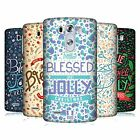 HEAD CASE DESIGNS BLESSED CHRISTMAS HARD BACK CASE FOR LG PHONES 1