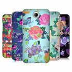 HEAD CASE DESIGNS SUMMER BLOOMS HARD BACK CASE FOR HTC PHONES 3