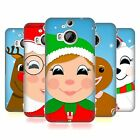 HEAD CASE DESIGNS JOLLY CHRISTMAS CHARACTERS HARD BACK CASE FOR HTC PHONES 2