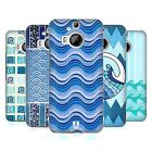 HEAD CASE DESIGNS SEA WAVE PATTERNS HARD BACK CASE FOR HTC PHONES 2
