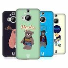 HEAD CASE DESIGNS THE HIPSTER TRY-HARDS HARD BACK CASE FOR HTC PHONES 2