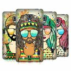 HEAD CASE DESIGNS SUMMER HIPPIES HARD BACK CASE FOR LG PHONES 3