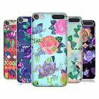HEAD CASE DESIGNS SUMMER BLOOMS HARD BACK CASE FOR APPLE iPOD TOUCH MP3