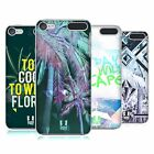 HEAD CASE DESIGNS TROPICAL TRENDS HARD BACK CASE FOR APPLE iPOD TOUCH MP3