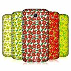 HEAD CASE DESIGNS POPPY BLOOMS HARD BACK CASE FOR SAMSUNG PHONES 6