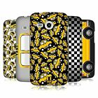 HEAD CASE DESIGNS YELLOW CAB HARD BACK CASE FOR SAMSUNG PHONES 6