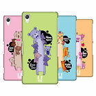 HEAD CASE DESIGNS LONG ANIMALS HARD BACK CASE FOR SONY PHONES 2