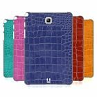 HEAD CASE DESIGNS CROCODILE SKIN PATTERN HARD BACK CASE FOR SAMSUNG TABLETS 1