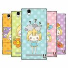 HEAD CASE DESIGNS AMY'S WEATHER MOODS HARD BACK CASE FOR SONY PHONES 3