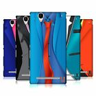 HEAD CASE DESIGNS COLOUR BLOCK SUITS HARD BACK CASE FOR SONY PHONES 3