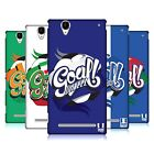 HEAD CASE DESIGNS FOOTBALL COUNTRIES SET 2 HARD BACK CASE FOR SONY PHONES 3