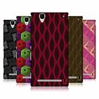 HEAD CASE DESIGNS GEOMETRIC WHIRLS HARD BACK CASE FOR SONY PHONES 3