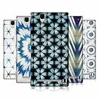 HEAD CASE DESIGNS JAPANESE TIE DYE HARD BACK CASE FOR SONY PHONES 3