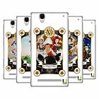 HEAD CASE DESIGNS TAROT CARDS HARD BACK CASE FOR SONY PHONES 3