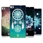 HEAD CASE DESIGNS SNOWFLAKES HARD BACK CASE FOR HUAWEI PHONES 1