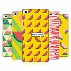 HEAD CASE DESIGNS WATERMELON PRINTS HARD BACK CASE FOR HUAWEI PHONES 1