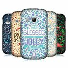 HEAD CASE DESIGNS BLESSED CHRISTMAS HARD BACK CASE FOR SAMSUNG PHONES 5