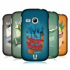 HEAD CASE DESIGNS MIX DRINKS-NEW HARD BACK CASE FOR SAMSUNG PHONES 5