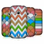 HEAD CASE DESIGNS PAPER PATTERNS HARD BACK CASE FOR SAMSUNG PHONES 5