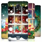 HEAD CASE DESIGNS HOLIDAY CANDLES REPLACEMENT BATTERY COVER FOR SAMSUNG PHONES 1