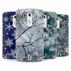 HEAD CASE DESIGNS WINTER PRINTS SOFT GEL CASE FOR LG PHONES 1